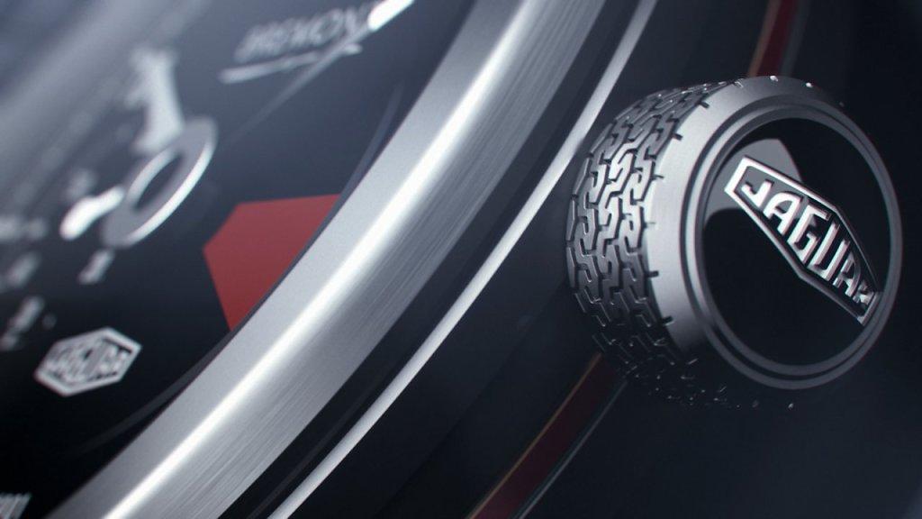 BREMONT - Jaguar E-Type watch